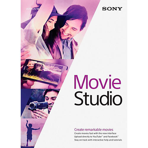 Sony Movie Studio 13 Software Download