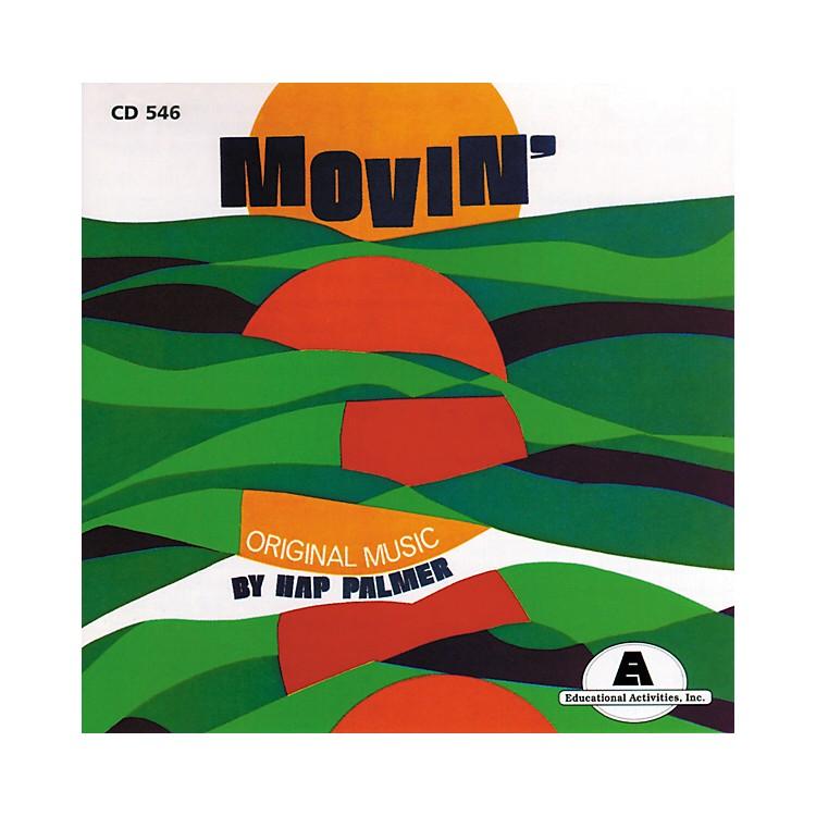 Educational ActivitiesMovin' (CD)