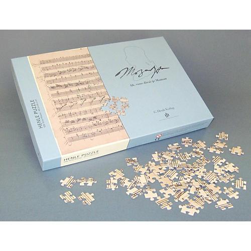 G. Henle Verlag Mozart - Ah, vous dirai-je Maman (Twinkle Twinkle Little Star) 500-Piece Puzzle-thumbnail