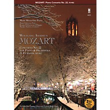 Music Minus One Mozart - Concerto No. 22 in E-flat Major, KV482 Music Minus One Series Softcover with CD