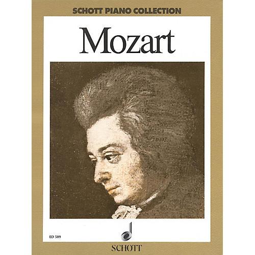 Hal Leonard Mozart - Selected Piano Works