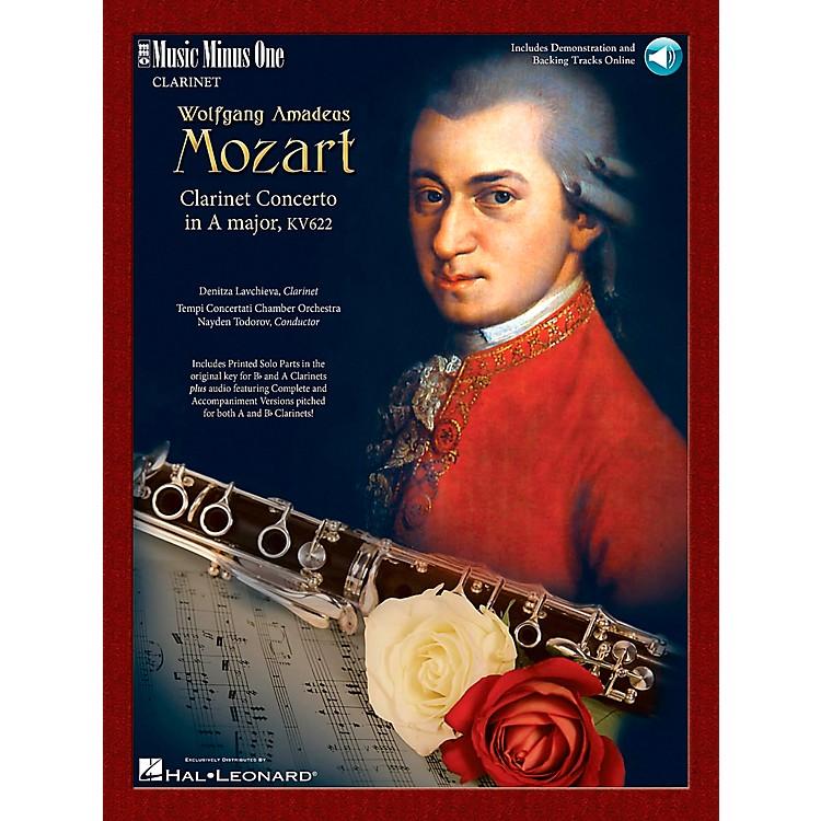 Hal LeonardMozart Clarinet Concerto A