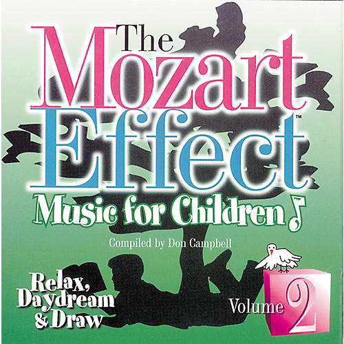 Children's Book Store Mozart Effect Volume 2 - Heal the Body