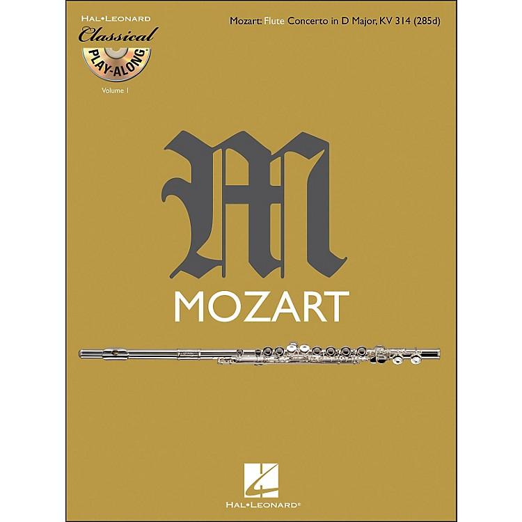 Hal LeonardMozart: Flute Concerto In D M Ajor, Kv 314 Classical Play-Along Book/CD Vol.1