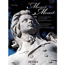 Ricordi Mozart, Mozart Ricordi Germany Series Softcover Composed by Wolfgang Amadeus Mozart