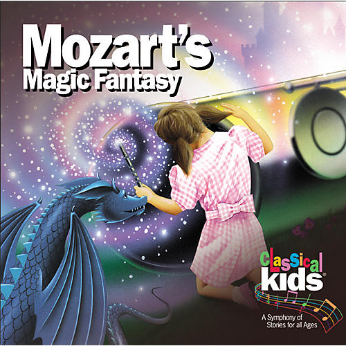 Children's Book Store Mozart's Magic Fantasy (CD)