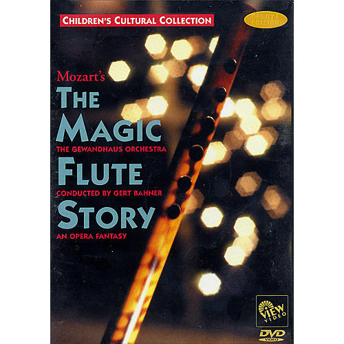 View Video Mozart's The Magic Flute Story - DVD DVD Series DVD-thumbnail