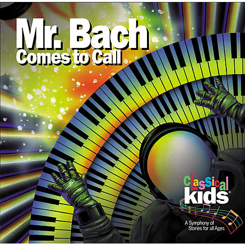 Children's Book Store Mr. Bach Comes to Call CD