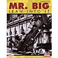 Cherry Lane Mr. Big - Lean into It (Transcribed Full Scores) Guitar Personality Series Softcover Performed by Mr. Big-thumbnail
