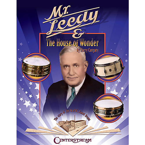 Centerstream Publishing Mr. Leedy and the House of Wonder Percussion Series Written by Harry Cangany-thumbnail
