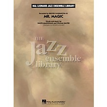Hal Leonard Mr. Magic Jazz Band Level 4 by Grover Washington Jr. Arranged by Roger Holmes