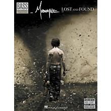 Hal Leonard Mudvayne Lost & Found Bass Guitar Tab Songbook