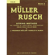 KJOS Muller-Rusch String Method 2 Violin Book