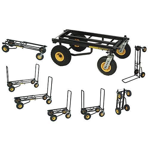Rock N Roller Multi-Cart 8-in-1 R12 All-Terrain Equipment Transporter Cart