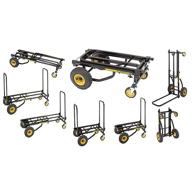 Rock N RollerMulti-Cart 8-in-1 R8 Mid Equipment Transporter Cart