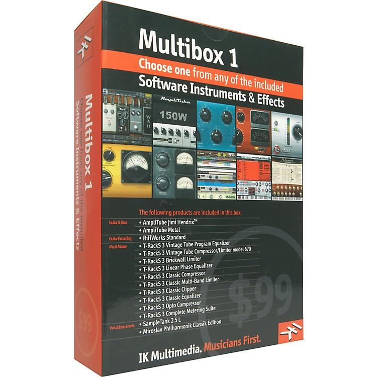 IK MultimediaMultiBox 1