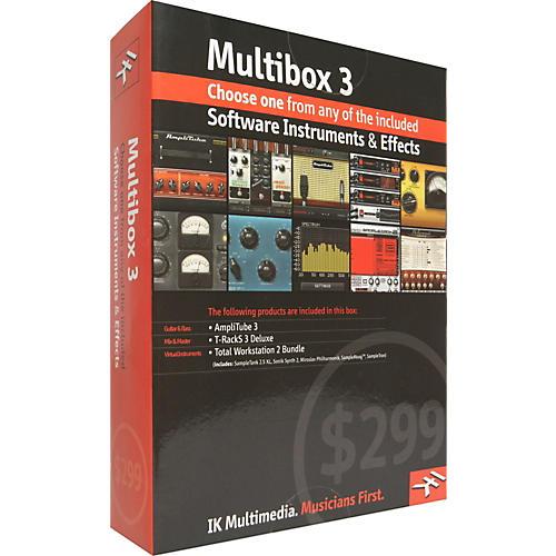 IK Multimedia MultiBox 3