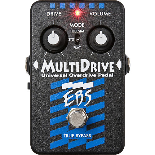 EBS MultiDrive Universal Overdrive Pedal