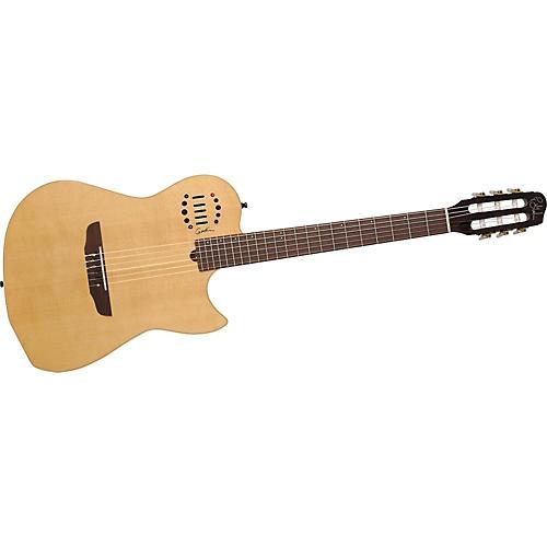 Godin Multiac Nylon String Duet Electric Guitar-thumbnail