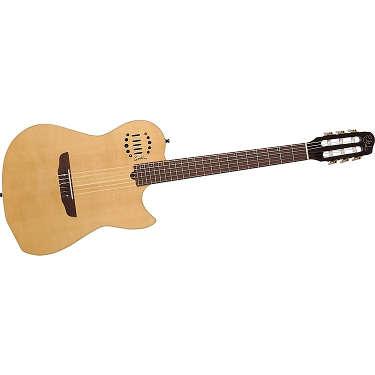 GodinMultiac Nylon String Duet Electric Guitar