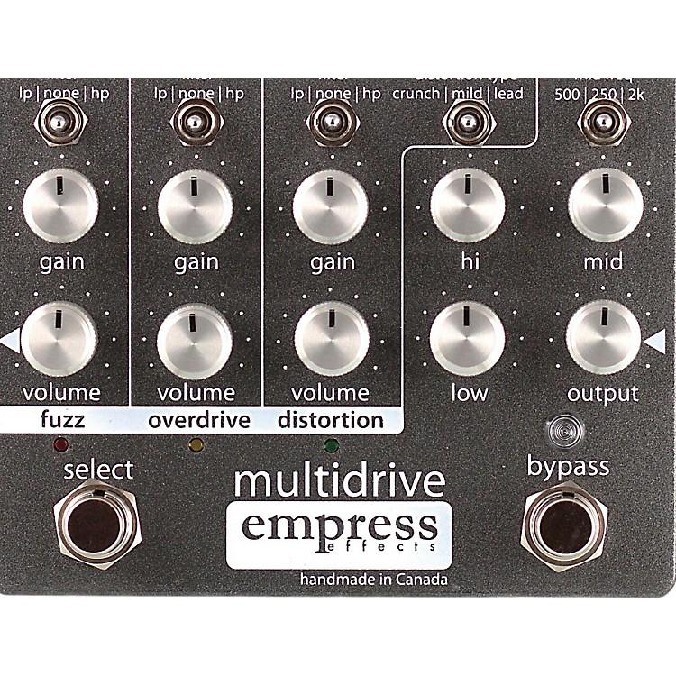 Empress EffectsMultidrive Overdrive Guitar Effects Pedal