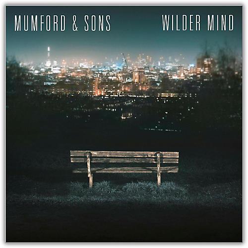 Mumford Amp Sons Wilder Mind Vinyl Lp Musician S Friend