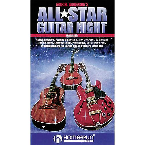 Hal Leonard Muriel Anderson's All Star Guitar Night Video
