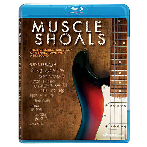 Magnolia Home Entertainment Muscle Shoals (Blu-Ray Disc) Magnolia Films Series DVD Performed by Various-thumbnail