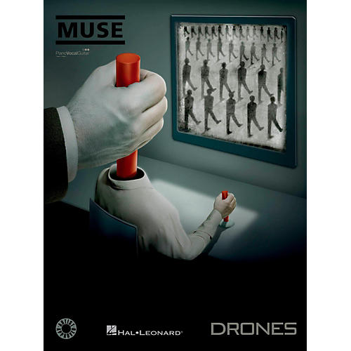 Hal Leonard Muse - Drones for Piano/Vocal/Guitar