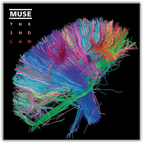 WEA Muse - The 2nd Law Vinyl LP