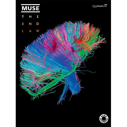 Hal Leonard Muse - The 2nd Law for Piano/Vocal/Vocal PVG-thumbnail