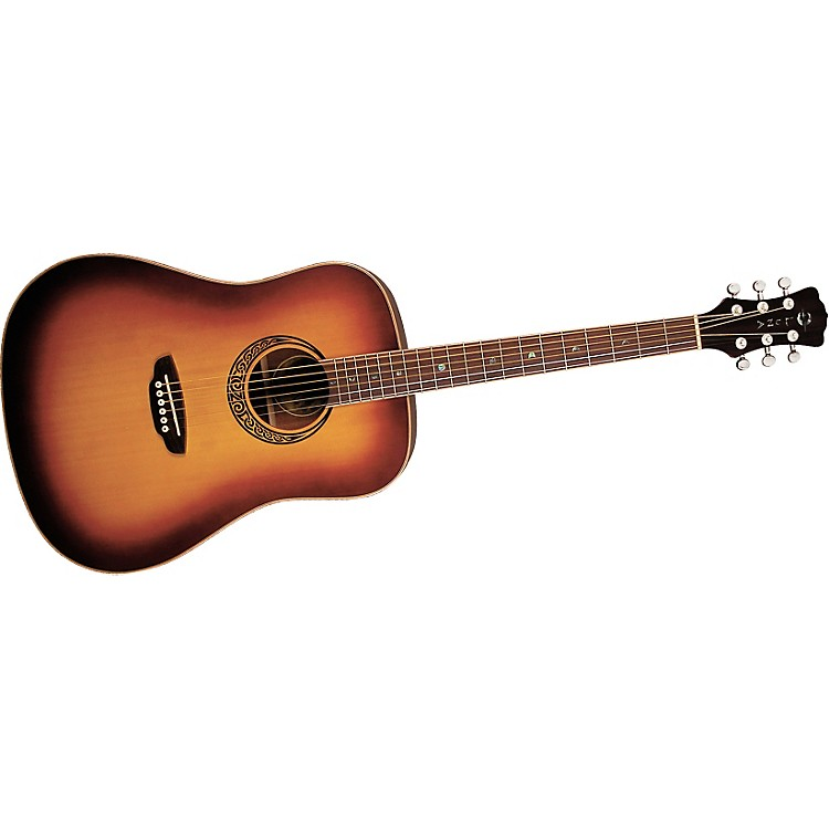 Luna Guitars Muse M Dreadnought Acoustic Guitar