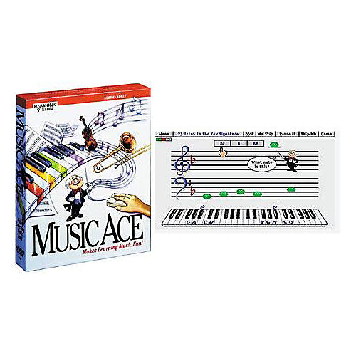 Harmonic Vision Music Ace 1 - Network License/30 Computers-thumbnail
