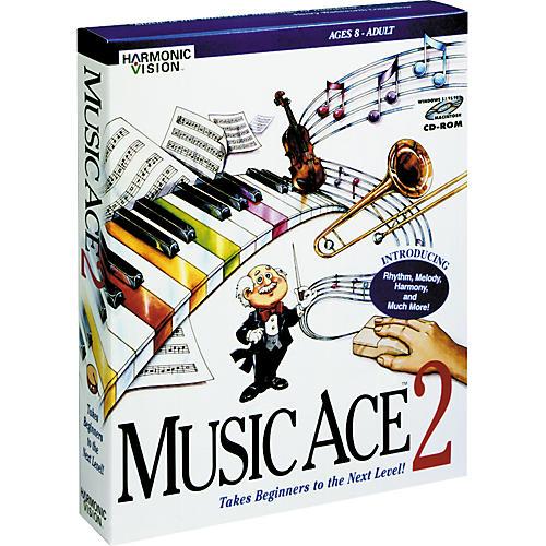Harmonic Vision Music Ace 2 - CD-ROM Educator Version-thumbnail