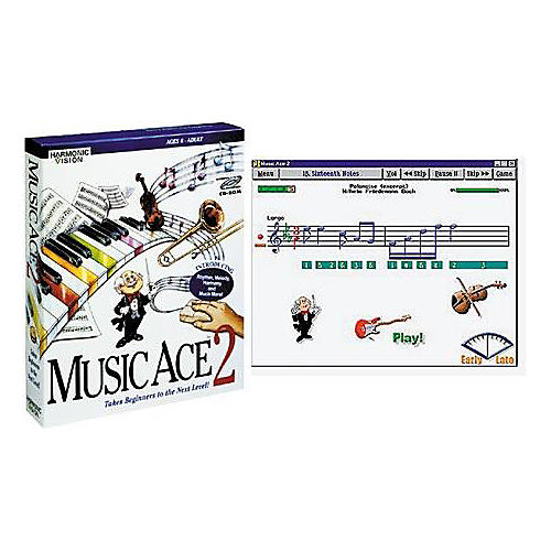 Harmonic Vision Music Ace 2 - Consumer Version-thumbnail