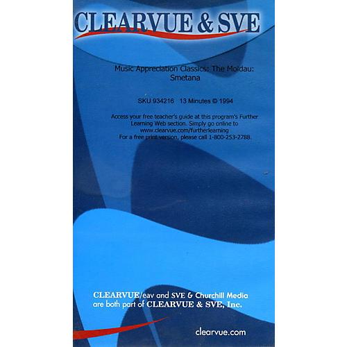 Clearvue Music Appreciation The Moldau