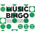Music Sales Music Bingo (2-36 Players) Music Sales America Series General Merchandise thumbnail