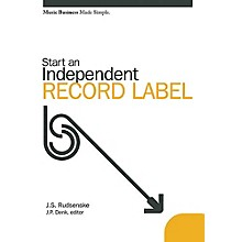 Schirmer Trade Music Business Made Simple (Start an Independent Record Label) Omnibus Press Series Softcover