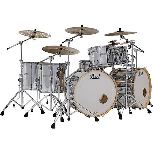 Pearl Music City Custom Masters Maple Reserve Double Bass Shell Pack-thumbnail