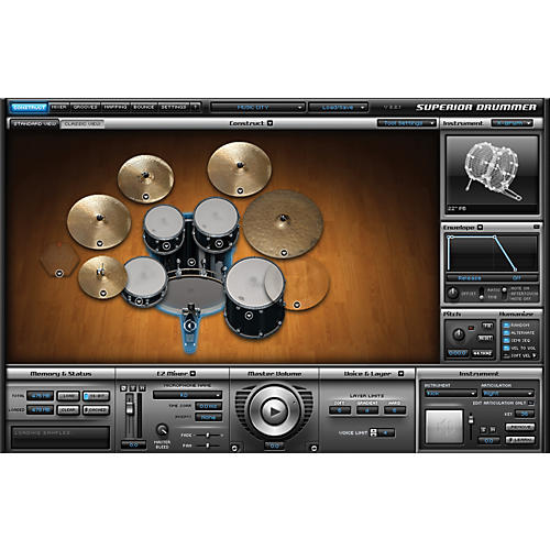 Toontrack Music City USA SDX