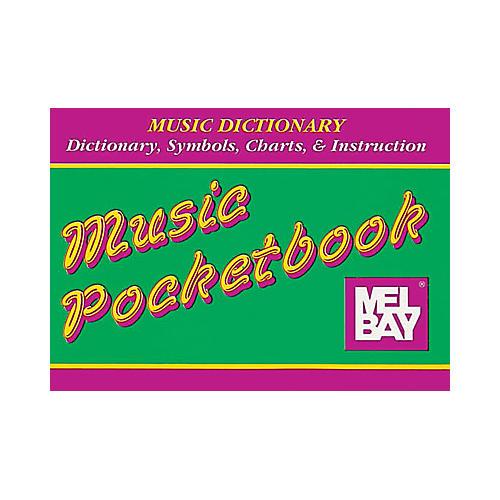 Mel Bay Music Dictionary Pocketbook