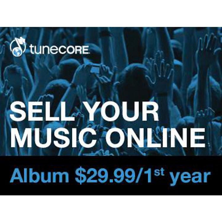 TUNECOREMusic Distribution - Album Software Download