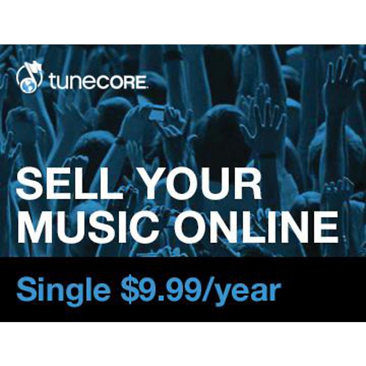 TUNECORE Music Distribution - Single