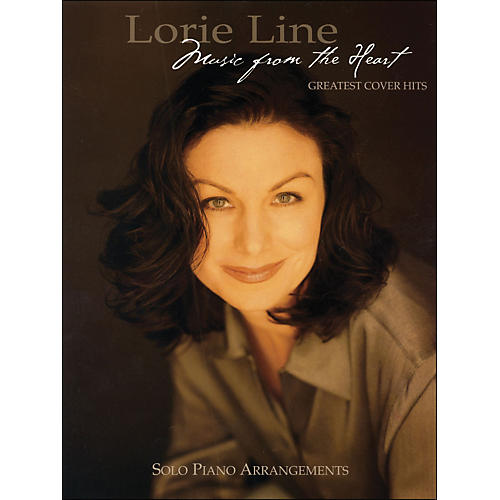 Hal Leonard Music From The Heart - Lorie Line arranged for piano solo-thumbnail