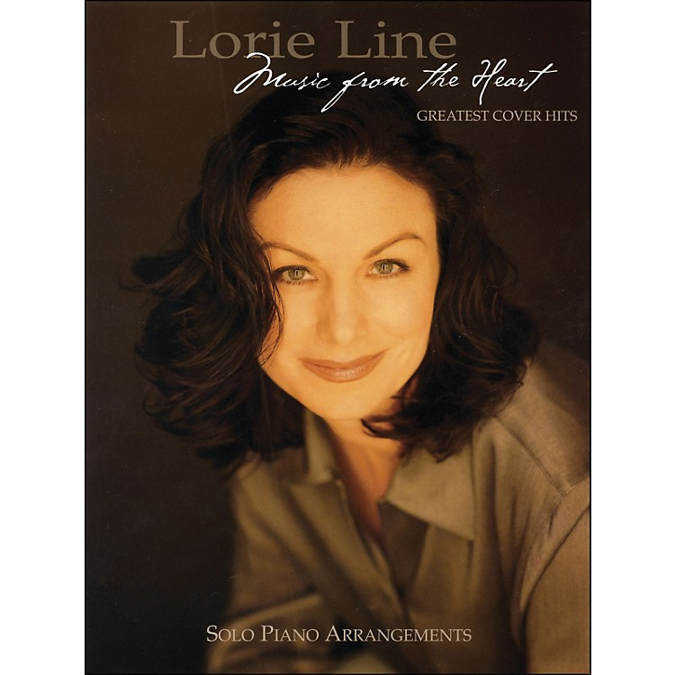 Hal LeonardMusic From The Heart - Lorie Line arranged for piano solo
