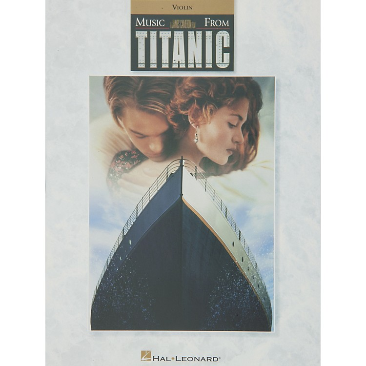 Hal LeonardMusic From Titanic for Violin