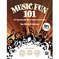 Alfred Music Fun 101 - 101 Reproducible Music Games and Puzzles  Thumbnail