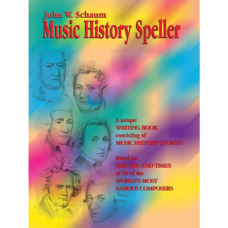 AlfredMusic History Speller