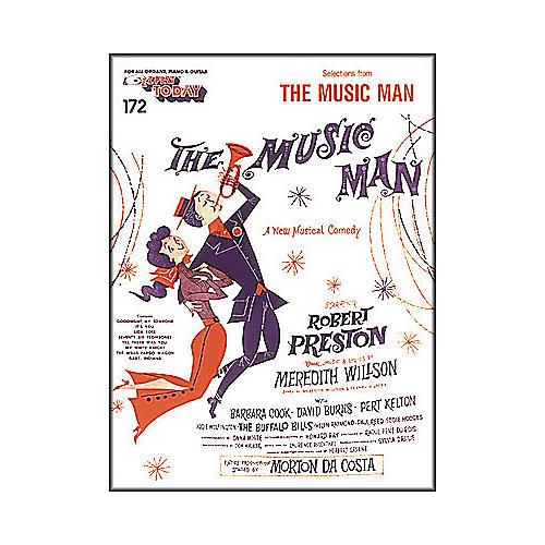 Hal Leonard Music Man E-Z Play 172