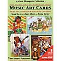 Art Strings Music Menagerie Collection Greeting Cards 8-Pack Assorted-thumbnail